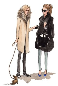 The Sketch Book – Inslee Haynes | Fashion Illustration by Inslee | Page 34