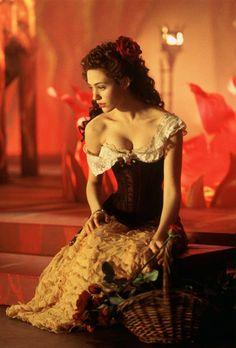 film, music, costumes, christin, emmi rossum, dresses, movi, opera, phantom