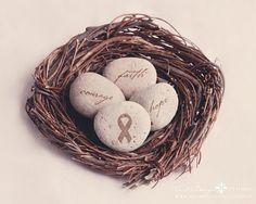 Cancer Gift Cancer Awareness Gift Cancer von inspiredartprints