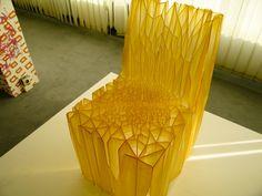3d-drucker designermöbel Solid C1 stuhl Patrick Jouin