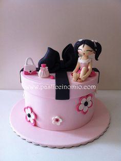 <3 Cake by PasticcinoMio