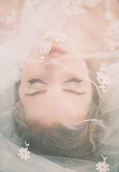 source : wedding-day-bliss.com (bridal 20I4) _ collection mousseline et voile dentelle (lace veil)