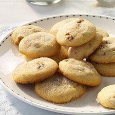 Cinnamon Sugar Cookies Recipe