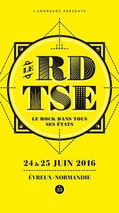 Le Rock Dans Tous Ses Etats 2016 à Evreux #festival #musique toute la programmation et les pass