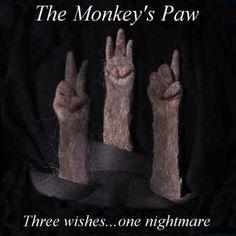 The Monkey's Paw - Short Story Unit   Activities, Teacher pay ...