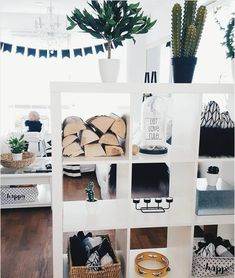 Create a separation between the spaces without blocking the light with NYSTED room divider 📷 @mama_le_noir #discoverJYSK #myjysk