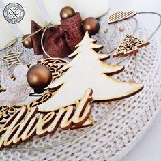 """""""Szerető szívek összefonódása"""" adventi koszorú - megvásárolható a webshopban Advent, Sugar, Cookies, Desserts, Food, Crack Crackers, Tailgate Desserts, Deserts, Biscuits"""