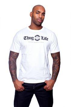 Thug Life Classic Skull T-Shirt