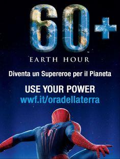 WWF Earth Hour - l'ora della Terra