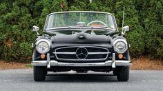 Car Porn: 1958 Mercedes-Benz 300 SL Roadster | Airows