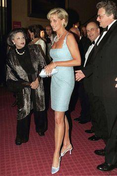 Diana Princess of Wales.