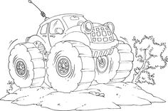 Monster-truck-coloring-pages-04