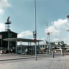 Schiphol Schiphol (jaartal: 1960 tot 1970) - Foto's SERC