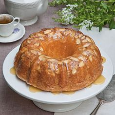 Amaretto-Almond Pound Cake Recipe | MyRecipes.com Mobile