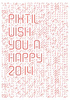 Pixtil wish you a happy 2014  with 1305 gif Clic on it !