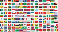 Ποιος δεν έχει παρατηρήσει πόση εντύπωση και ενθουσιασμό προκαλούν στα παιδιά οι σημαίες των κρατών;; Σε τέτοιο βαθμό, μάλιστα, που μερικούς μαθητές δεν τολμάς να τους συναγωνιστείς στη σημαιο...λατρία. Τι καλύτερο λοιπόν; Να ένα πάτημα, μια αφόρμη να &quo