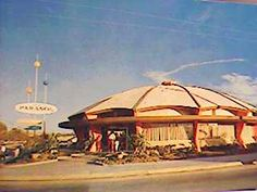 THE PARASOL - TORRANCE CA by Ron Felsing, via Flickr