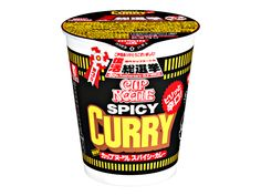 復活総選挙 CUPNOODLE SPICY CURRY