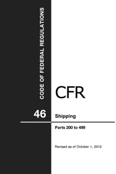 28 Best Code of Federal Regulations (CFR) images in 2014