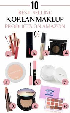cute makeup – Hair and beauty tips, tricks and tutorials Korean Lips, Korean Face, Korean Make Up, Best Korean Makeup, Korean Beauty, Asian Beauty, Amazon Beauty Products, Best Makeup Products, Lip Products