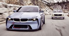 BMW Debuting Exciting New Concept At Pebble Beach, What Will It Be? #BMW #BMW_Concepts