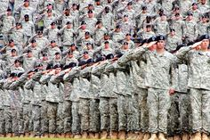 Army Has 50,000 Active Soldiers Who Can't Deploy