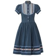 Buy now the new Lena Hoschek Tradition collection at the online shop! Kinds Of Fabric, Daytime Dresses, Short Sleeve Dresses, Feminine, Traditional, Rock, Celebrities, Closet, Stuff To Buy