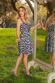 Lauren Conrad's Latest Disney Collection Is Inspired by 'Alice in Wonderland....I own this dress and adore it