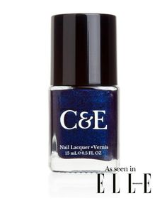 Blueberry Nail Lacquer   Crabtree & Evelyn