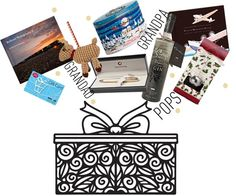 The perfect #gift hamper for Grandad to this #Christmas