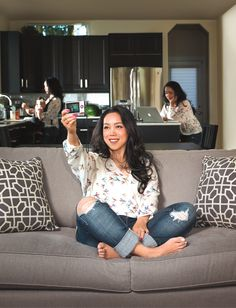 """Judy ~ """"It's Judy's Life"""", """"It's Judy's Time"""" ~ Seattle's most prolific vlogger lives her life in front of (and behind) the camera."""