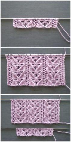Kaynana ÖRmez Gelin Giymez ÖRgã¼ Yelek Modeli Yapä±Lä±Åÿä± Laceknitting - Ali Brom - Diy Crafts - moonfer Lace Knitting Stitches, Lace Knitting Patterns, Stitch Patterns, Knitting Videos, Easy Knitting, Knit Crochet, Mother Bride, Baby Vest, How To Knit