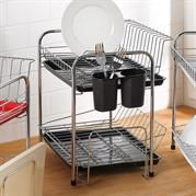 Compact Color Dish Rack