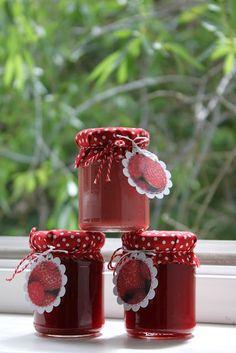 Erdbeerminze, Erdbeerkokos, Erdbeervanille
