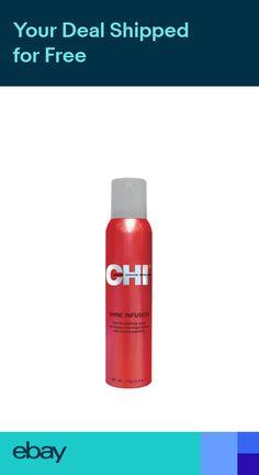 Farouk Chi Shine Infusion Hair Shine Spray 5.3 oz. 150g D123 Pure Castor Oil, Castor Oil For Hair, Hair Oil, Farouk Systems, Hair Shine Spray, Castor Oil Eyelashes, Dry Damaged Hair, Healing Oils, Brittle Hair