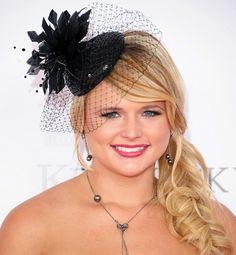 Over-the-Top Hats from Kentucky Derby Miranda lambert