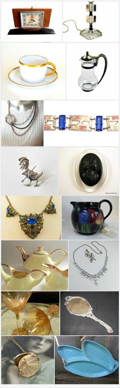 Art Deco Gifts by Tracey Ghazal on Etsy