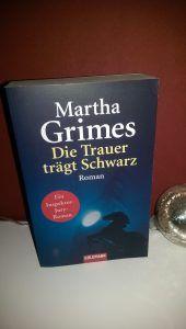 Martha Grimes – Die Trauer trägt Schwarz – tinaliestvor
