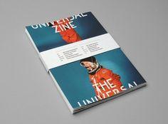 The Universal Zine - Kasper Pyndt Studio  (scrolling look)