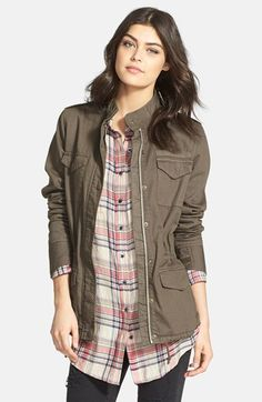 7d0e421a5a914 Hinge  Vintage  Expedition Jacket available at  Nordstrom Military Style  Jackets