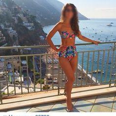 swimwear colorful swimwear printed flower print bikini bikini flower