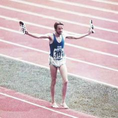 #ThrowbackThursday: #LasseViren won two gold medals in 1972 wearing the #OnitsukaTiger #RUNSPARK shoes. Watch an interview with Mr. Viren on YouTube.com/OnitsukaTigerUS