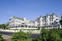 Harbor View Hotel - Edgartown, Martha's Vineyard, Massachusetts - 4 Star Resort