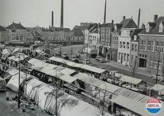 Kaai Bergen op Zoom (jaartal: 1960 tot 1970) - Foto's SERC