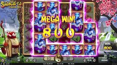 "AllGamblingSites.com: New Slot Focus: Netents ""The Legends of Shangri La Slot"" - Now Reviewed!"