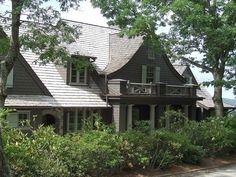 Retreat House @ Big Bear Pen - Highlands, NC by Spitzmiller & Norris, Inc.