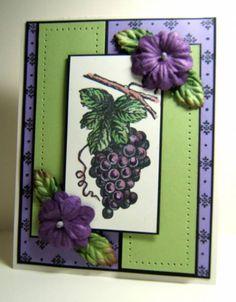 SC211 Celery Grapes