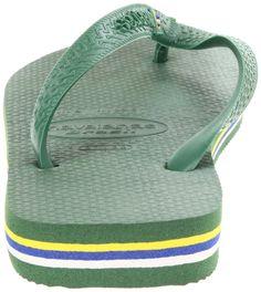 Amazon.com: Havaianas Women's Brasil Flip Flop: Clothing
