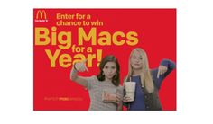 Grand Prize (8): one McDonalds punch card that will grant them access for a years worth of free Big Macs (a punch card will be provided with one Big Mac sandwich for fifty-two (52) weeks). ARV: $2000.00.  First Prize (160): one Big Mac swag bag. The bag will contain McDonalds branded items. ARV of each prize: $1600.00.  Daily Entry. Expires March 19 2017. U.S. Only.  Enter To WIN    McDonalds Which Mac Are You Sweepstakes