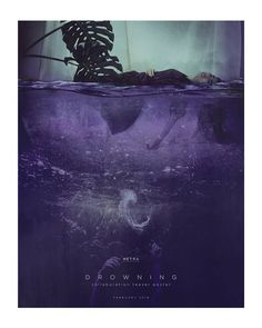 "24 Likes, 1 Comments - NETЯA Creative (@netracreative) on Instagram: ""You feel like drowning, on the deep, deep, deep ocean. hiding, then run into the safest place.…"""